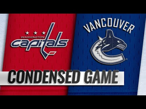 e042a5a143d 10 22 18 Condensed Game  Capitals   Canucks