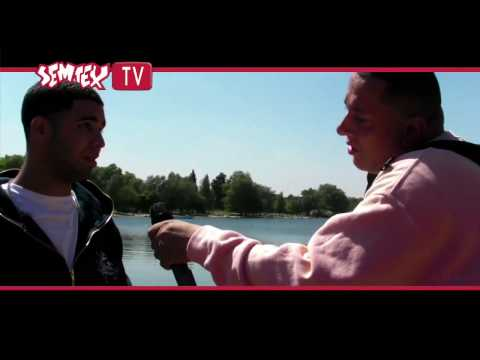 Semtex TV: Drake Interview in Hyde Park [Part 1]