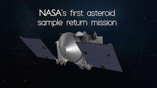 OSIRIS-REx começa aproximação de Bennu