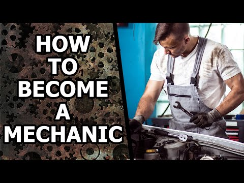 How To Become a Mechanic With No Experience Or School: Plus, The Secret Tool Mechanics Use.