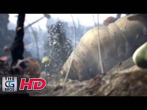 """CGI 3D Animated Shorts : """"Mycelium"""" – by ESMA"""