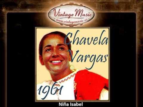 Niña Isabel - Chavela Vargas