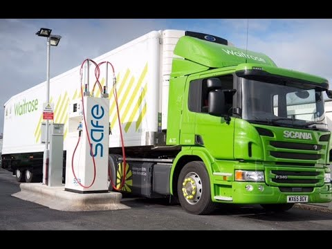 LowCVP LEFT Dissemination Report- What it means for Biomethane HGVs