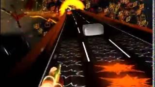 Audiosurf   Sway   Level Up Ft Leshurr  Kelsey Blame Remix