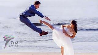 Taekwondo Amazing Stunts and Skills Awesome People