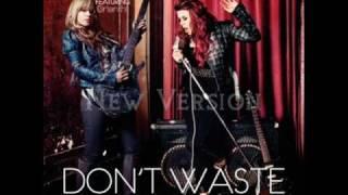 Don't Waste the Pretty - Album (Allison Iraheta) vs New Version (ft. Orianthi)
