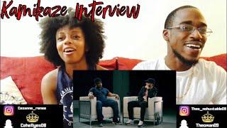 EMINEM x SWAY - THE KAMIKAZE INTERVIEW