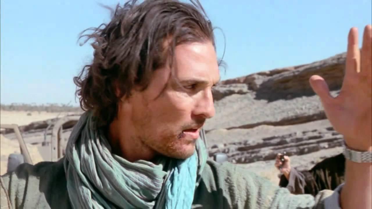 Trailer för Sahara