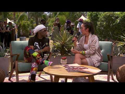 Nile Rodgers Interview - Coachella 2018