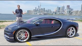 Here's Why the Bugatti Chiron Is Worth $3 Million - Video Youtube