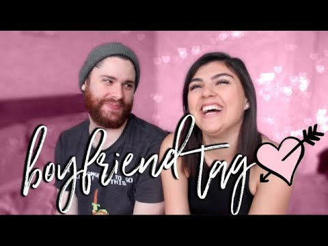 BOYFRIEND TAG | How We Met, Pet Peeves & More!
