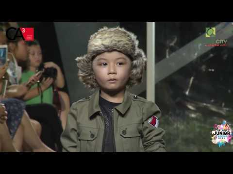 Vietnam Junior Fashion Week 2016 - NTK Kelly Bui