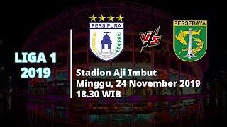 VIDEO: Live Streaming Liga 1 2019 Persipura Jayapura Vs Persebaya Minggu (24/11) Pukul 18.30 WIB