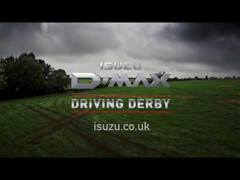 ISUZU TV COMMERCIAL:  ISUZU D-MAX DRIVING DERBY
