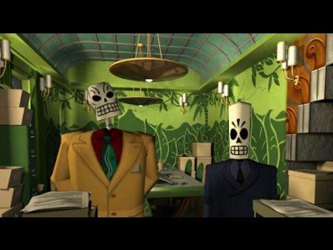 Grim Fandango - Full Longplay