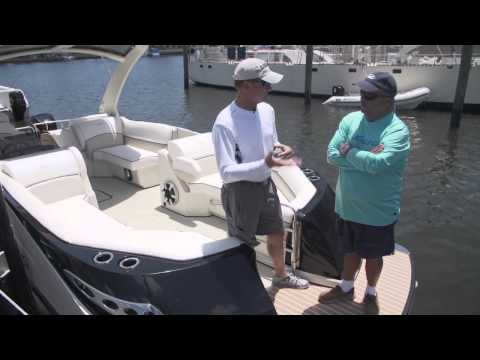 Florida Sportsman Review Crowne Twin Engine