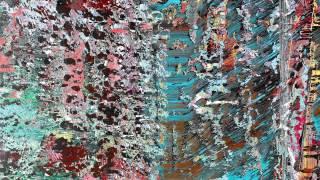 Gerhard Richters Abstract Masterpiece, Blau