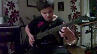Children Of Bodom - Bodom After Midnight (cover)