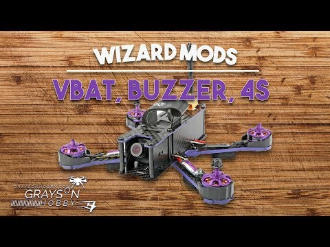 eachine-wizard-x220--setup-for-4s--buzzer--vbat--how-to-customize