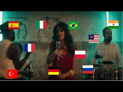 HAVANA in 10 Different Languages!