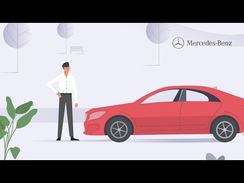 Mercedes Benz Insurance- explainer video