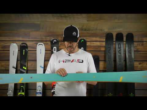 Head Wild Joy Skis