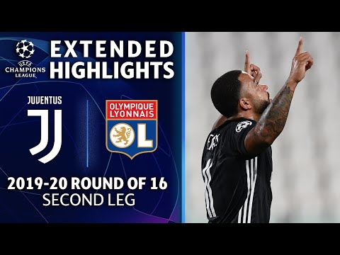 Juventus vs. Lyon | CHAMPIONS LEAGUE Round of 16 Highlights | UCL on CBS Sports