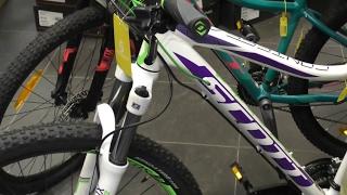 Видео: Обзор линейки женских велосипедов Scott Contessa 2016