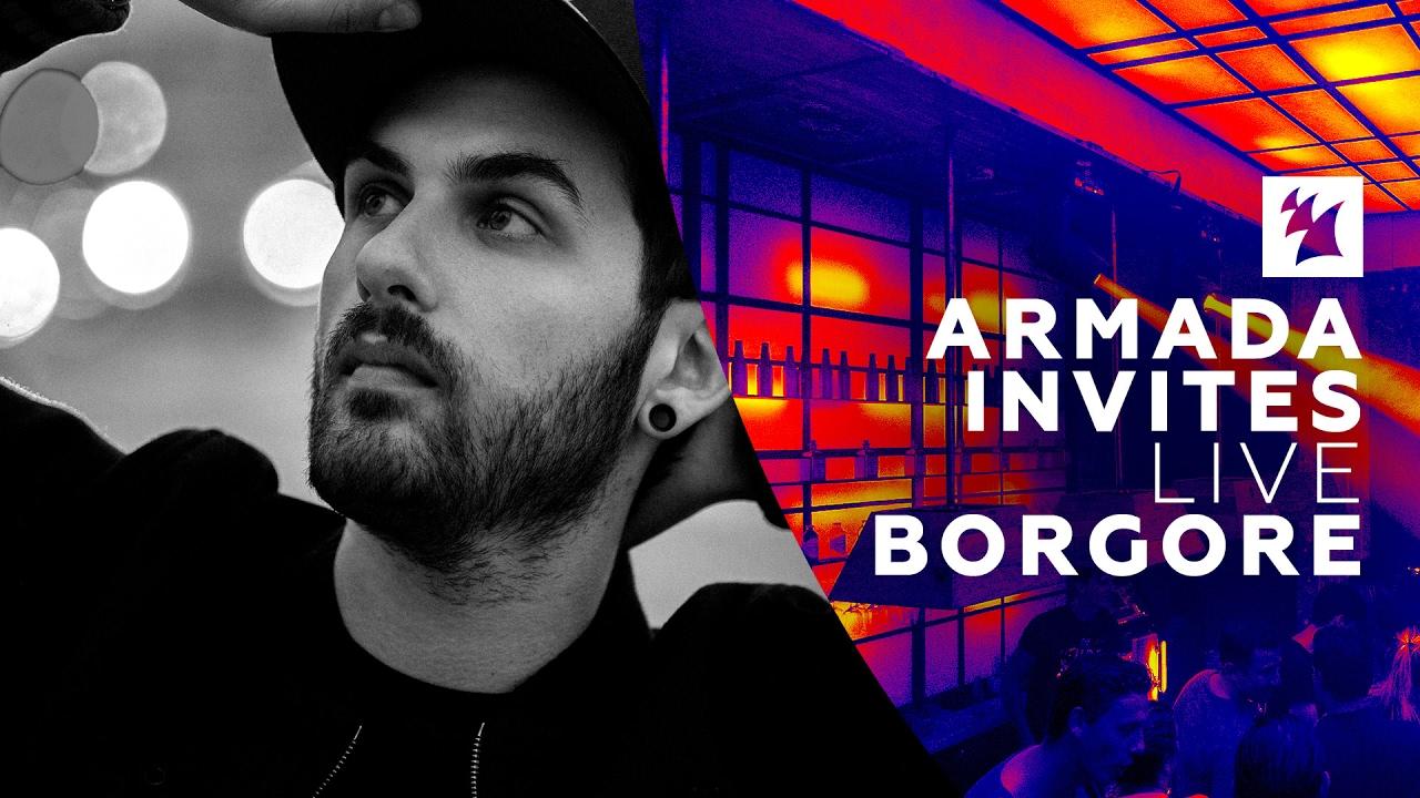 Armada Invites - Borgore ile ilgili görsel sonucu