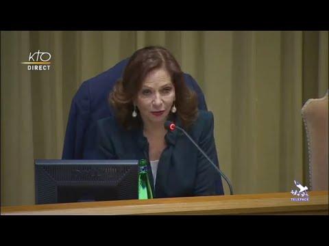Intervention de Valentina Alazraki