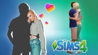 НАСТЯ КОШ ищет пару 😍 Популярные лайкеры в Sims 4 (Симс 4)