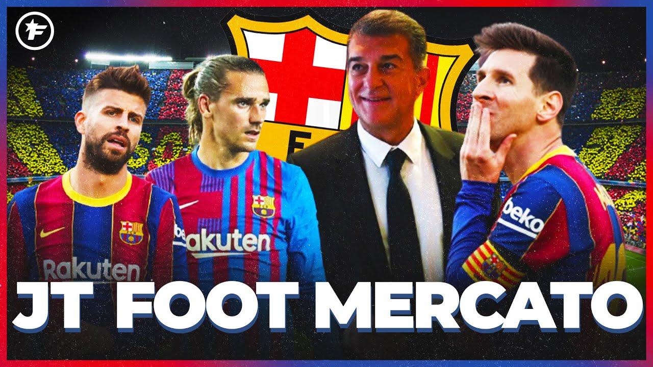 Les grosses révélations en série qui SECOUENT le FC Barcelone   JT Foot Mercato