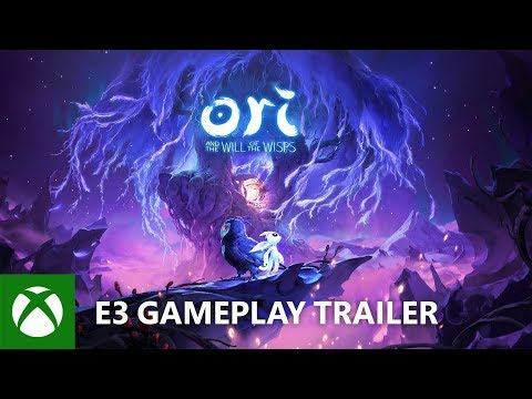 Ori and the Will of the Wisps - E3 2018 - Gameplay Trailer thumbnail