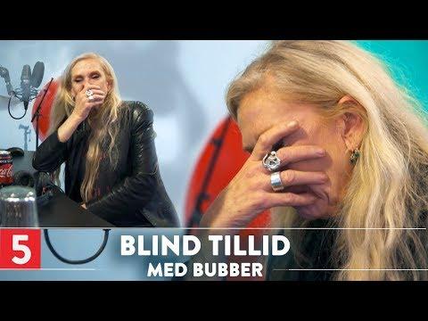Mads Langers Version Af Overgir Mig Langsomt Rører Sanne Til Tårer Blind Tillid Med Bubber