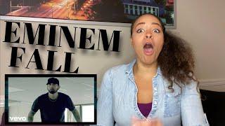 EMINEM - FALL (REACTION)