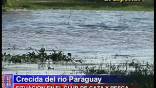preview picture of video 'Creciente en Pto Las Palmas.by Luis Batalla'