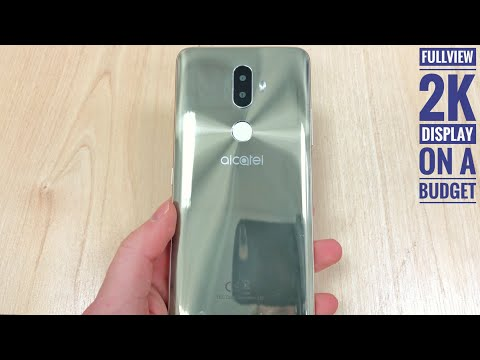 Alcatel 3V in 2019 Review