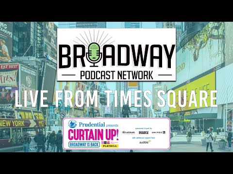 Freestyle Love Supreme chats with Broadway Gives Back