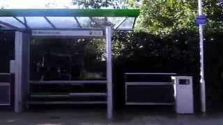 preview picture of video 'Full Journey on Tramlink route 3 from Wimbledon to New Addington'