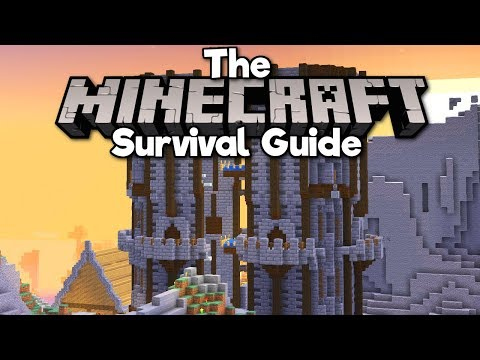 How To Improvise A Build Like This! ▫ The Minecraft Survival Guide (Tutorial Lets Play) [Part 190]
