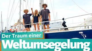 Weltreise mit Segelboot – Ohne Erfahrung um die Welt – WDR Reisen