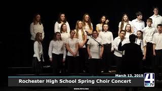 Rochester High School Spring Concert