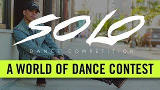 SOLO Dance Competition Rules | #WODSD16 #Gadgik #Gadgiksolo feat. Jon Gifted
