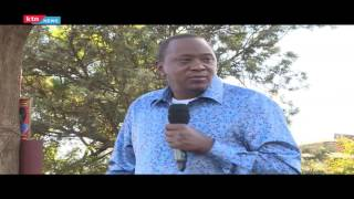 An insult or plain truth, President Uhuru makes a scathing attack against NASA Principals