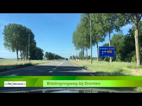 """Bewoners Dronten-oost klagen over lawaai Biddingringweg: """"Aanpak dringend gewenst"""""""