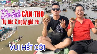 CAN THO VIETNAM TRAVEL | Top 10 most Beautiful Places and Streed Food in Western