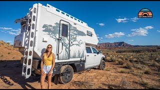 Solo Female In 4x4 Adventure Rig Finds Freedom And Adventure On The Road