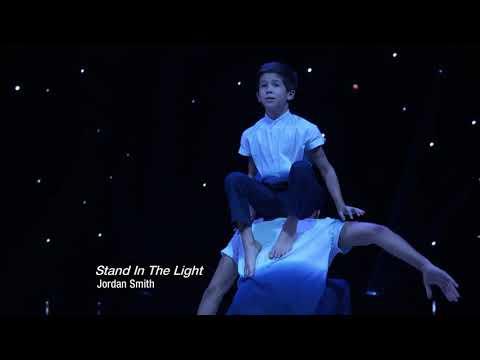 J.T. & Robert Perform a Beautiful Dance Routine