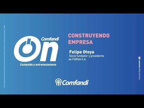 Construyendo empresa - Felipe Otoya