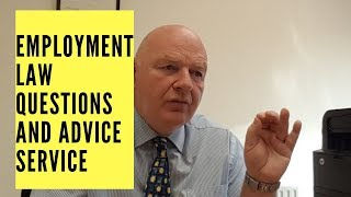 Irish Employment Law Questions and Advice Service-Terry Gorry Solicitor